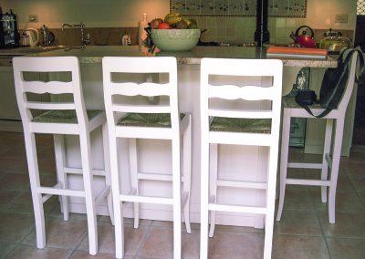 Tavolo cucina base Granito